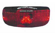 B&amp;M Batterie-Rcklicht 4D-Toplight senso multi